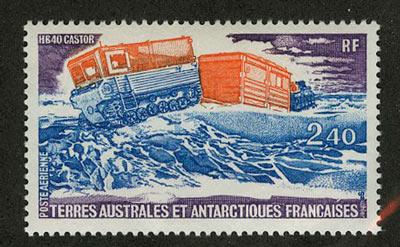 Terres Australes et Antarctiques Francaises [imp-4188] 1