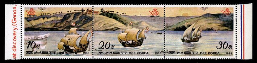 Корея (Сцепка) [imp-4513] 1