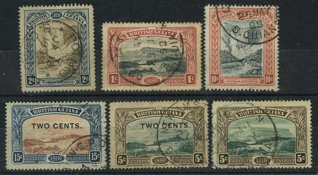 Британская Гвиана [imp-5020] 1