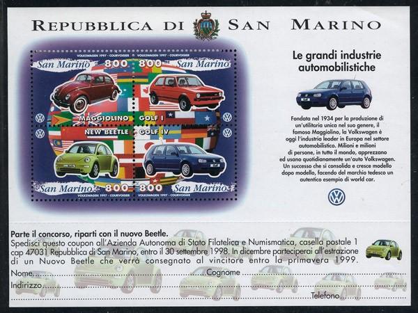 Сан Марино [imp-5052] 1
