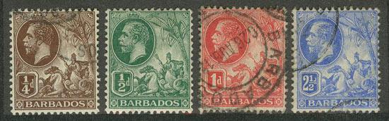 Барбадос [imp-6031] 1