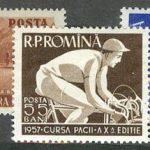 1964 Куба. Экспедиция кубинской почтовой ракеты 1964 года - 25 лет различным ракетам и спутникам [imp-4398] 3