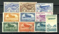 Французские колонии (10 шт) [imp-6281] 21
