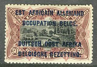 Германская Восточная Африка [imp-6291] 1
