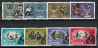 Набор марок (8 шт) [imp-6600] 20
