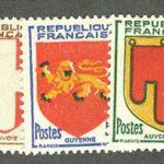 Франция (5 шт) [imp-6859] 2