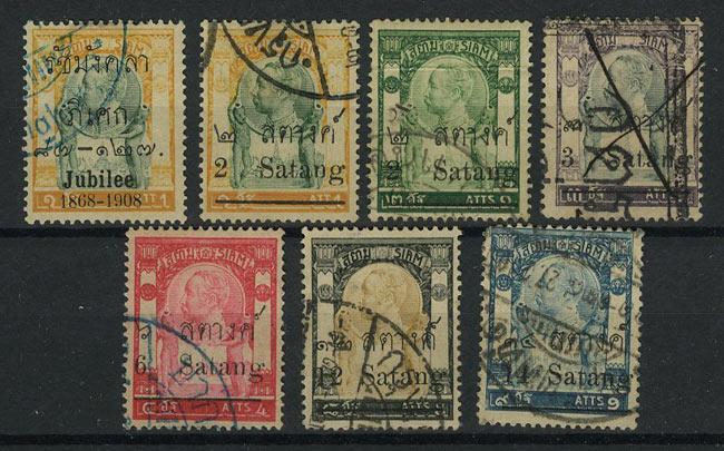 Тайланд (7 шт) [imp-7009] 1