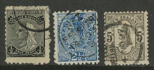 Новая Зеландия (серия 3 м.) [imp-7142] 1