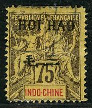 Французская почта в Китае. Hoi Hao [imp-7167] 30
