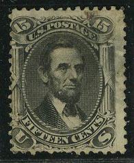 США. Lincoln [imp-7189] 7
