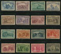 США. Columbian Exposition Issue [imp-7202] 19