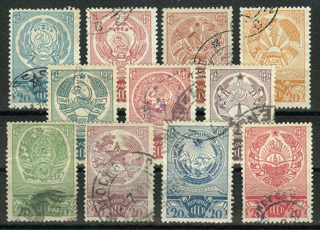 1938. Выборы в Верховные Советы союзных республик [3] 1
