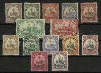 Германская Восточная Африка (14 шт) [imp-7480] 8
