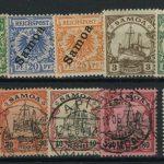 Британская оккупация немецкой Африки (7 шт) [imp-7488] 3