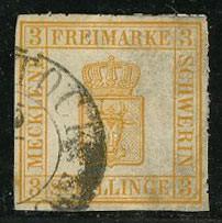 Мекленбург-Шверин [imp-7529] 1