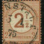 Германия. Имперская почта [imp-7535] 2