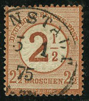 Германия. Имперская почта [imp-7535] 1