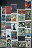 1967 Куба. Живопись - «Современное искусство», Гаванская выставка из Парижа «Салон де Майо» [imp-7753] 4