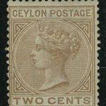 Цейлон [imp-7822] 2