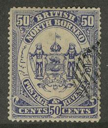 Северное Борнео [imp-7870] 1