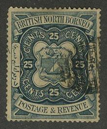 Северное Борнео [imp-7871] 1
