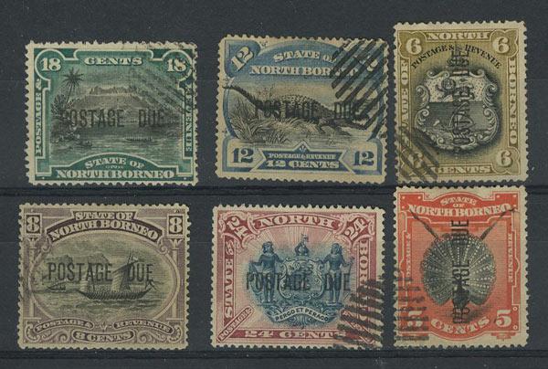 Северное Борнео [imp-7874] 1