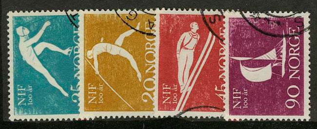 Норвегия [389-392] 1