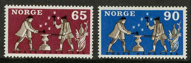 Норвегия [513-514] 1