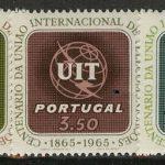 """1963. Португалия. Серия """"EUROPA Stamps"""", 3/3, ** [916-918] 2"""