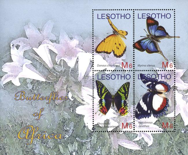 Лесото [IX-034] 1