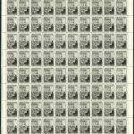 1925. Стандартный выпуск (Лист) [86] 2