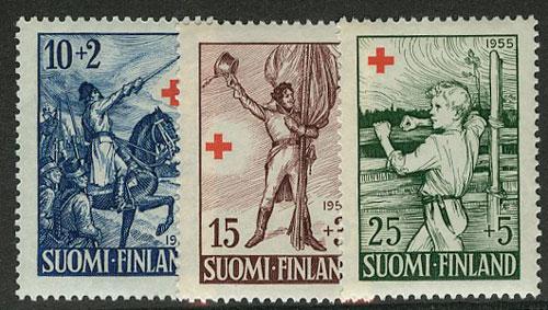 Финляндия [447-449] 1