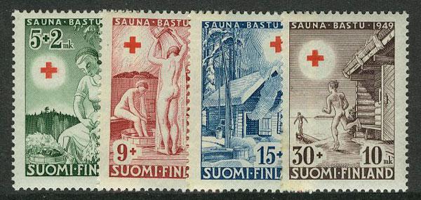 Финляндия [361-364] 1