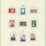Финляндия. Альбом марок 1901-1961. 78 листов. 4