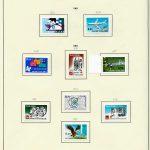 Финляндия. Альбом марок 1901-1961. 78 листов. 5