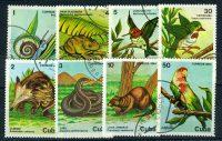 1984 Куба. Кубинская дикая природа  [imp-1324] 10
