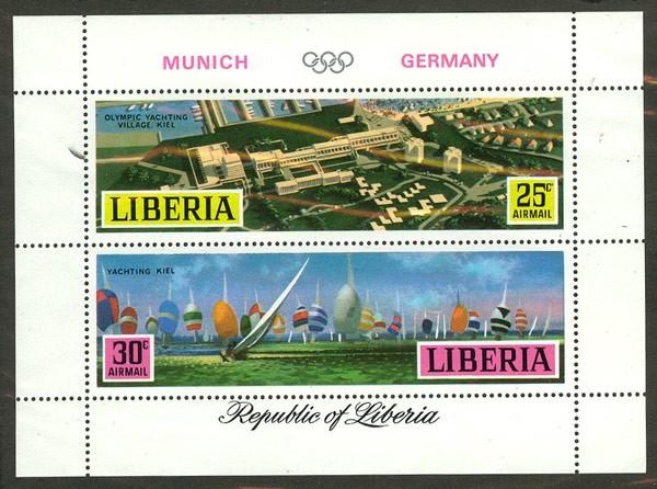 Либерия [imp-1891] 1