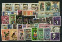 Набор марок (44 шт) [imp-2621] 22