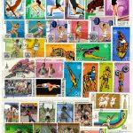 Набор марок (36 шт) [imp-8309] 2