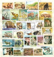 Набор марок (30 шт) [imp-8714] 10