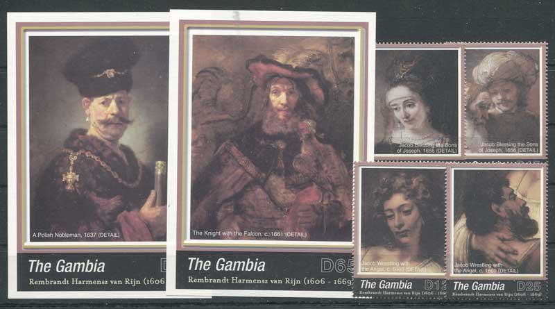 Гамбия [imp-9643] 1