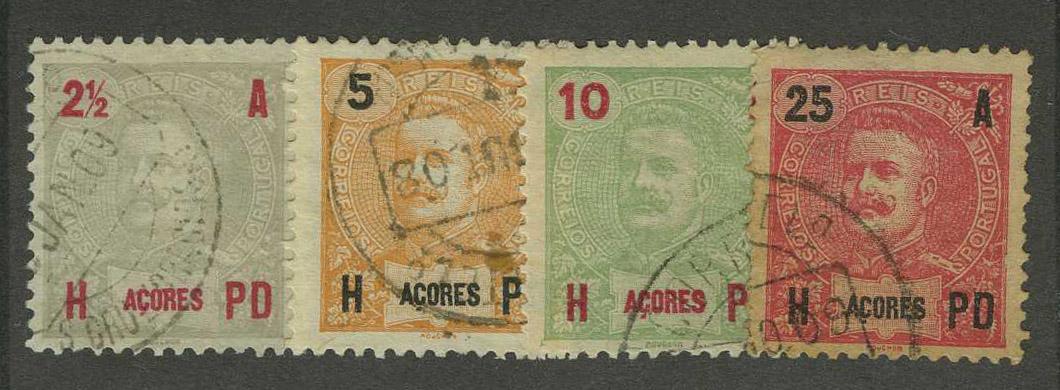 Португалия (колония Азоры) [imp-10482] 1