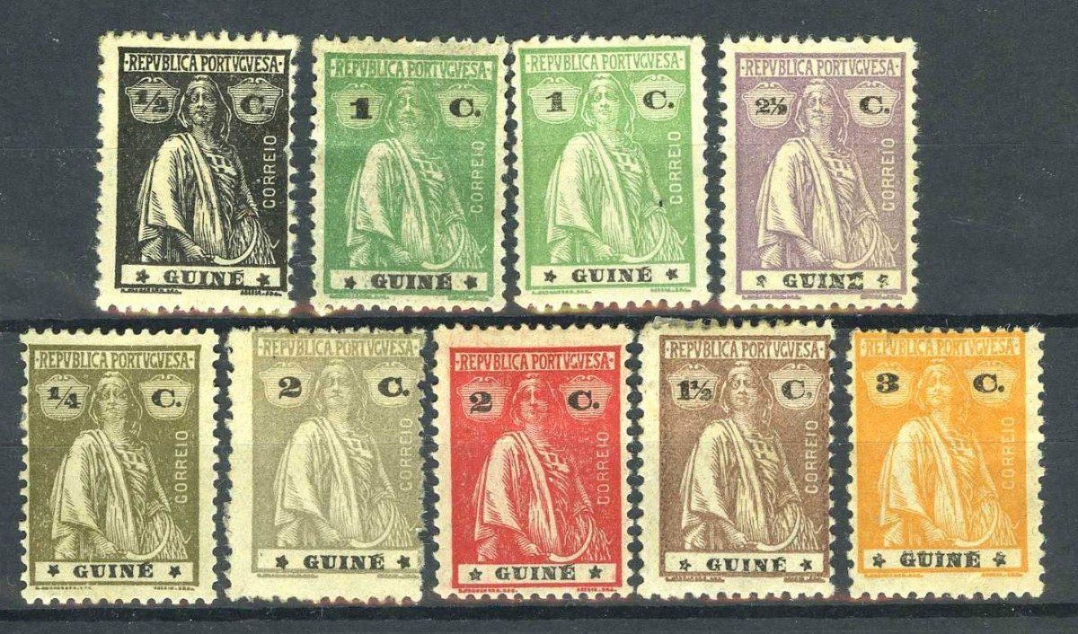 Португалия (колония Гвинеи) [imp-10490] 1