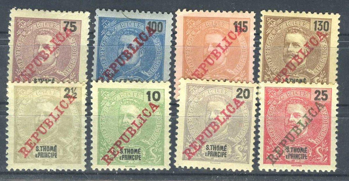 Португалия (колония Сан-Томе и Принсипи) [imp-10494] 1