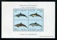 """Серия марок """"Средиземноморские дельфины"""""""