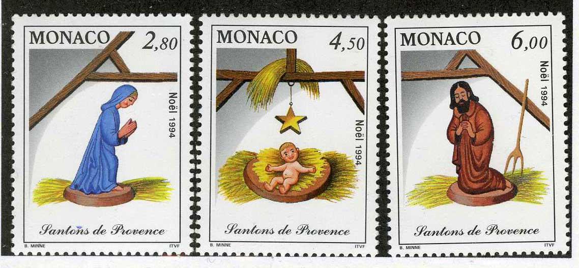 Монако [imp-10985 M4] 1