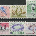 Марки Либерия