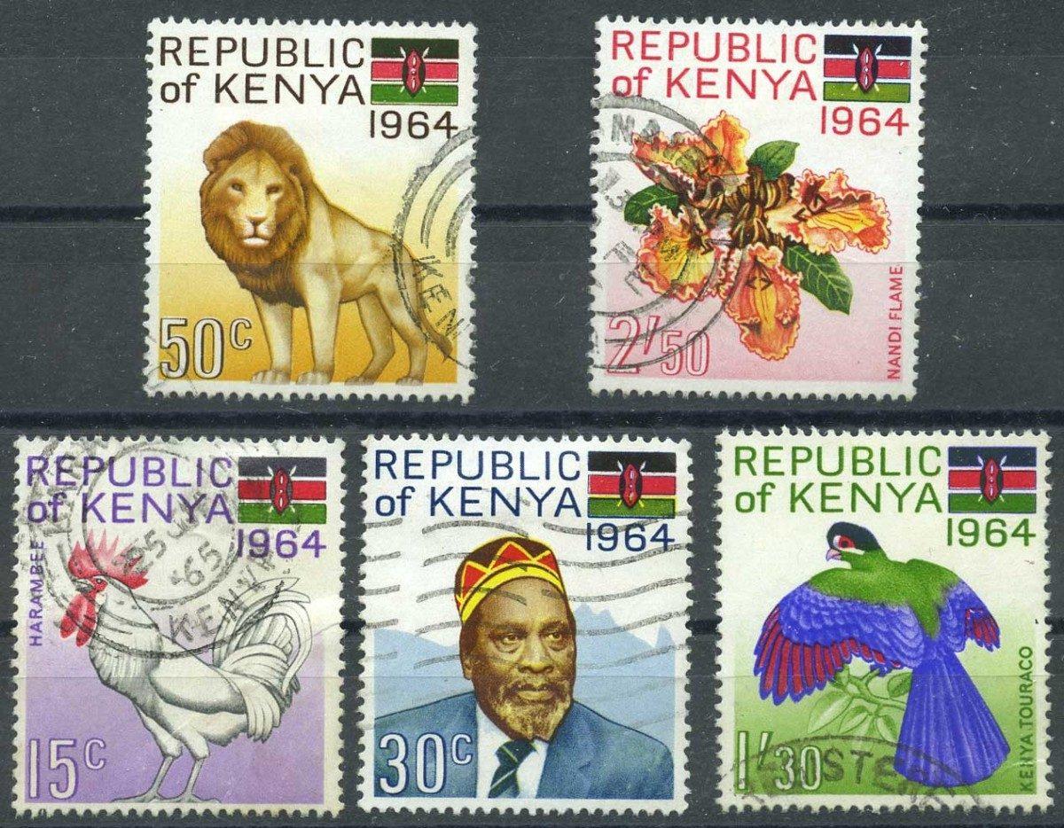 Кения. [imp-11171] 1
