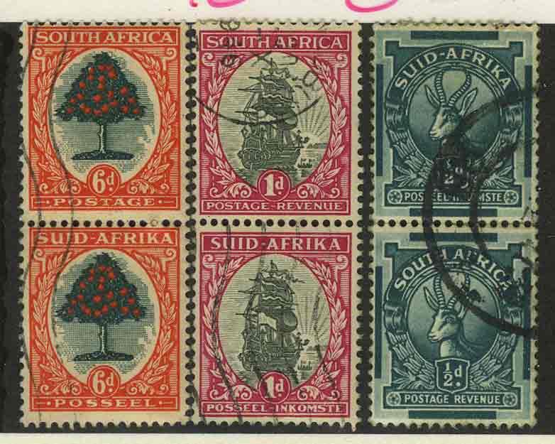 1933. Южная Африка [imp-11216] 1