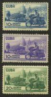 1961. Куба. [imp-11239] 3